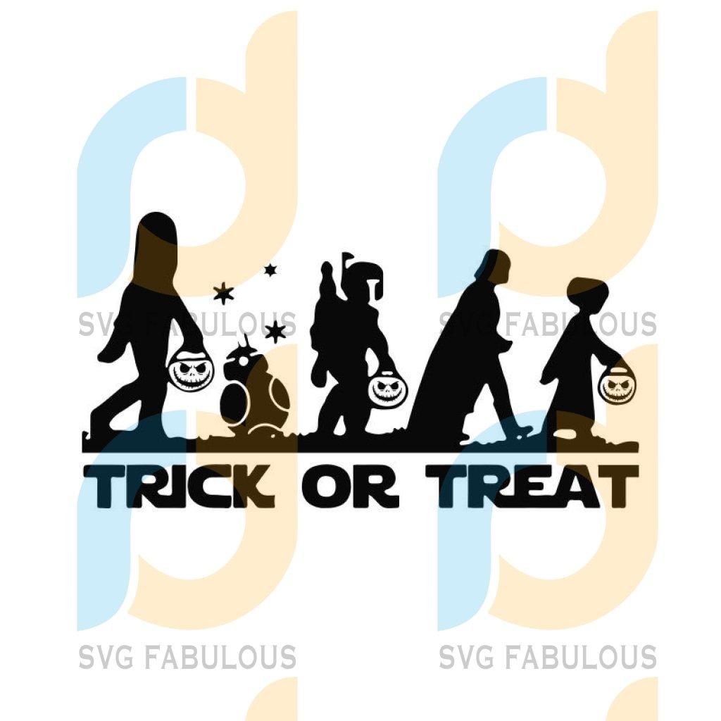 Halloween Disney Svg, Halloween Svg, Star Wars Inspired Svg, Star Wars Svg