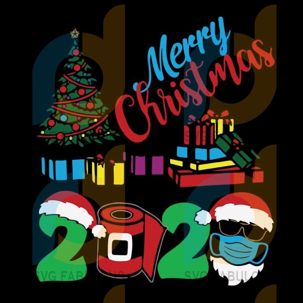 Christmas tree 2020 svg, merry christmas, christmas, christmas 2020 svg, funny christmas 2020, christmas quote vector, christmas tree logo, noel scene svg