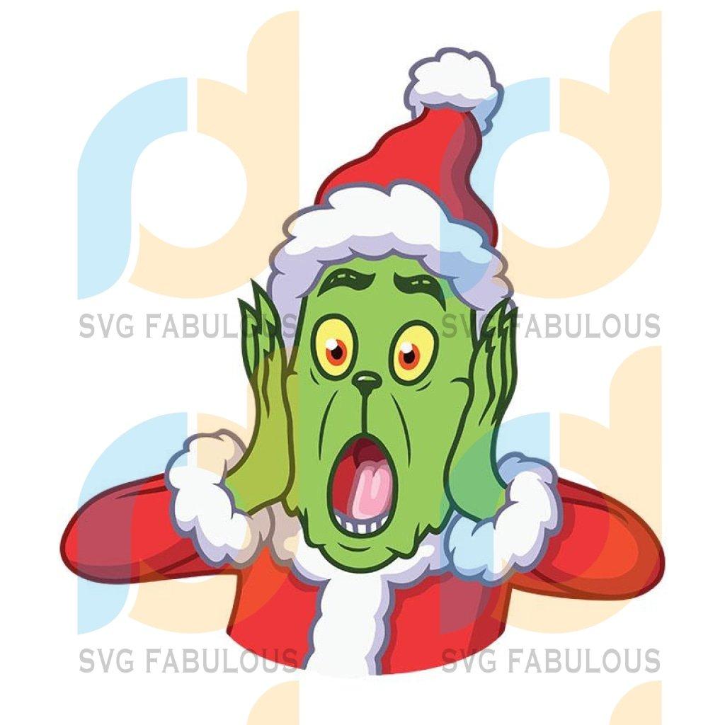 Grinch Christmas Svg, Xmas The Grinch My Got Digital