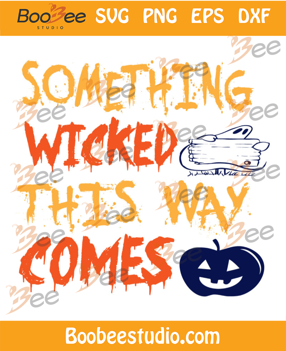 Something Wicked This Way Comes Svg, Halloween Svg