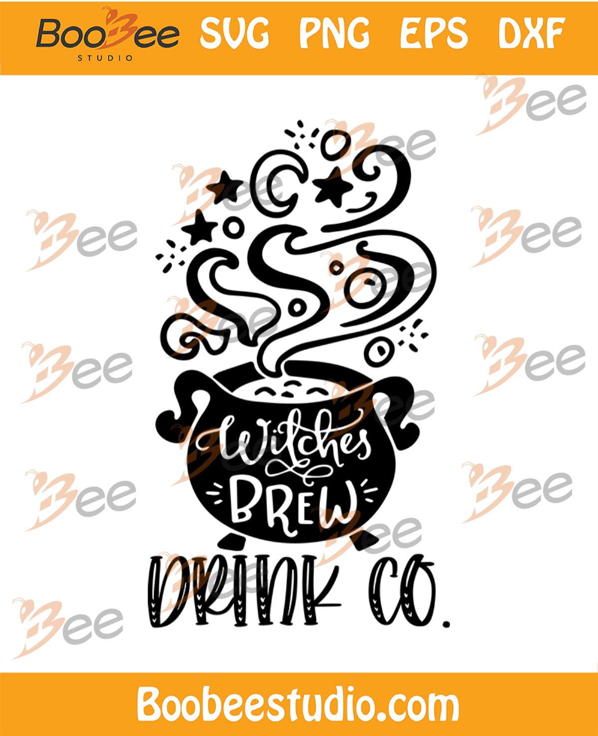 Witches Brew Drink CO Svg, Halloween Svg, Drink CO Svg