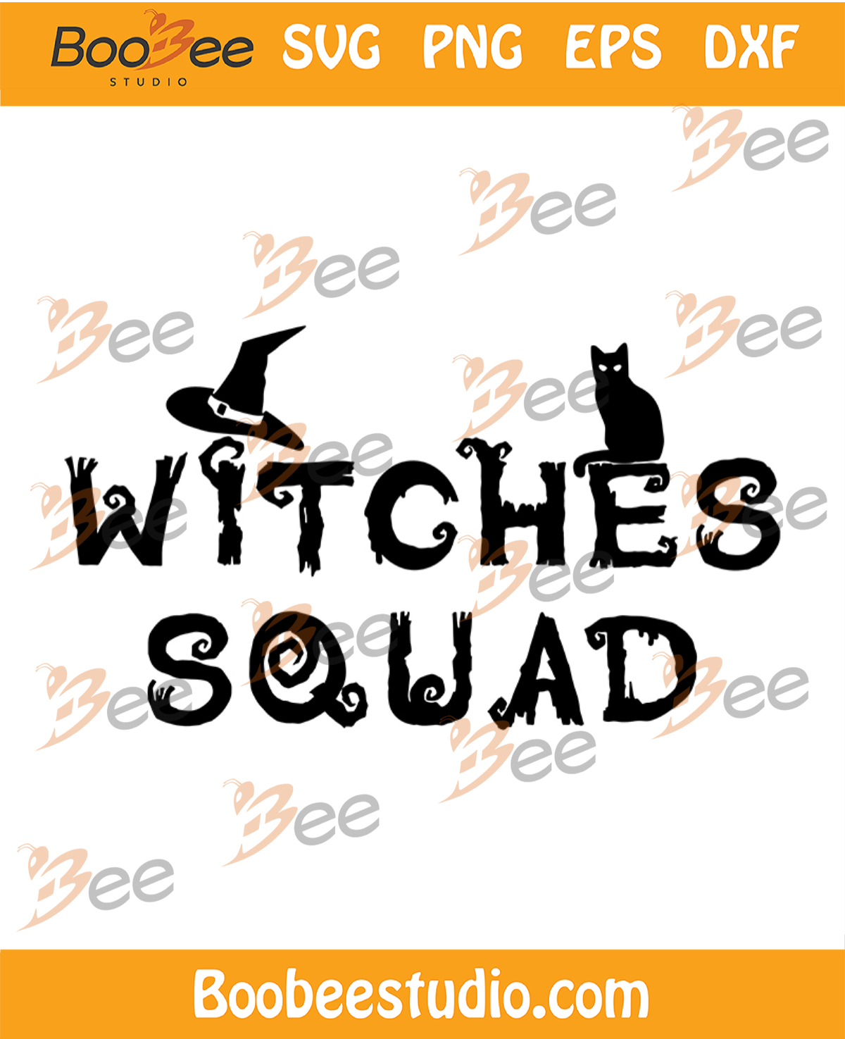 Witches Squad Svg, Halloween Svg, Halloween Witch Svg